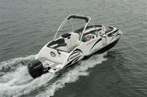 Razor Boats by Caravelle Razor 237 Uu Pontoon Deck Boat Magazine