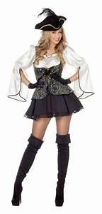 Damen Kostüm Piratin : piratin kost m sexy piratenkost m damen kost m pirat kleid kost me ~ Frokenaadalensverden.com Haus und Dekorationen