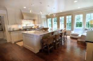 Open Kitchens With Islands Open Kitchen Floor Plans With Islands Home Decor And Interior Design