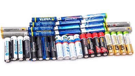 batterien aaa test 9x aaa batterien im vergleich aldi amazonbasics aro dm everactive usw techtest