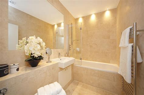 Beige Bathroom Designs by Photo Of Beige Bathroom Apt In 2019 Beige Bathroom