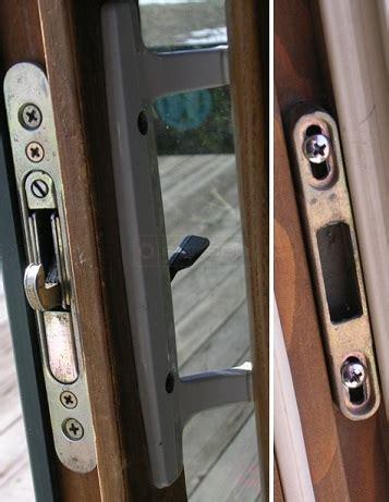marvin sliding patio door hardware mortise lock biltbest window parts