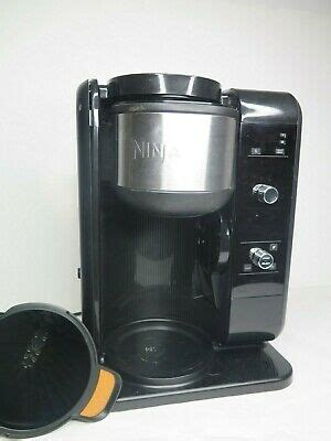 Brew directly into a cup with the coffee brewer: Ninja Hot & Cold 10-Cup Coffee Maker CP307 Parts Missing Works 622356553964 | eBay