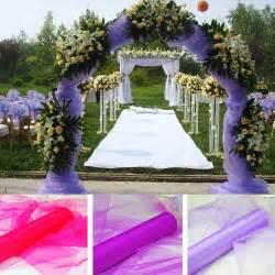 wedding supplies wholesale aliexpress buy wholesale wedding supplies decoration 1 5m width 18 colours sheer mirror