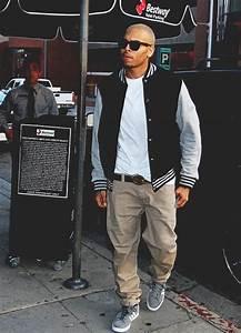 men's wear chris brown | Urban outfits for men | Pinterest