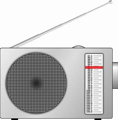 Radio Portable Svg Wikipedia Fm Wikimedia Imagen