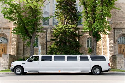 Wedding Limo by Saskatoon Wedding Limousines Best Limousine Service