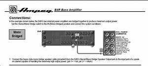 Ampeg Svt Head  Cab Questions