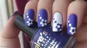 Creative flower nail art designs ideas  fabulous