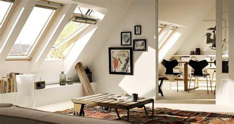 Einfamilienhaus Wohnzimmer Unterm Dach by Dachausbau