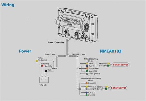 Garmin Wiring Harnes by Lowrance Wiring Diagram Camizu Org