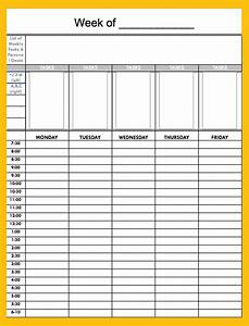 27 images of time management for students template With time management grid template