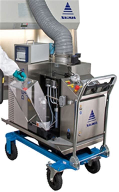 Faster Biosafety Cabinet by Faster And Safer Safety Cabinet Fumigation