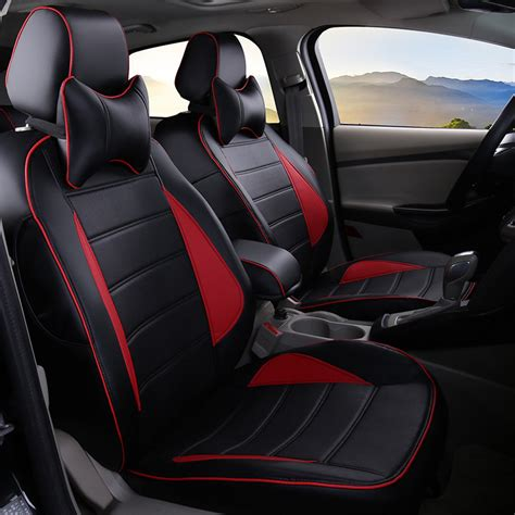 custom  leather car seat covers  mazda