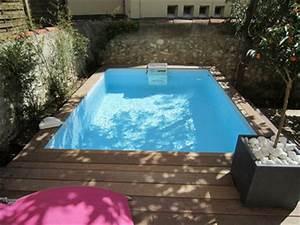 Prix Petite Piscine : petite piscine pour maison de ville nos conseils pour ~ Premium-room.com Idées de Décoration