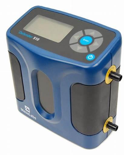 Defender 510 Sampling Air Calibrator Personal Mesalabs