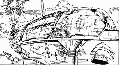 Monorail Pages Coloring Gigglebellies Starwars Wikia Sketch