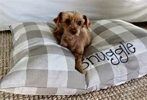 buffalo check dog bed cover plaid pet bed cover custom dog With personalized dog bed cover