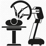 Icon Robot Surgery Medical Robotics Surgical Icons