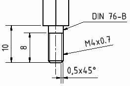 Gewindefreistich Din 76 Berechnen : datei software cad tutorial intro distanzstueck zeichnungsansichten bemaszung ~ Themetempest.com Abrechnung
