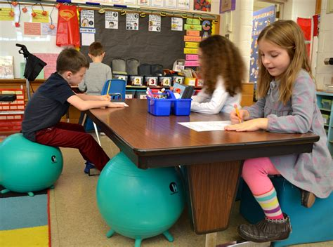grants support flexible seating community survey