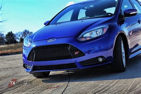 Full Review Of The 2018 Ford Focus St Txgarage