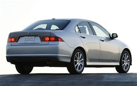 Acura Tsx Weight by Used 2006 Acura Tsx For Sale Pricing Features Edmunds
