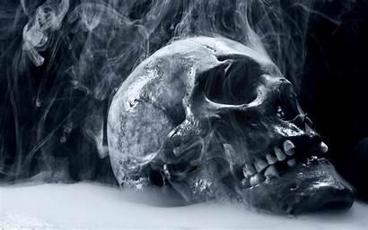 Horror Skull Smoking Skulls Wallpapers 1080p 3d