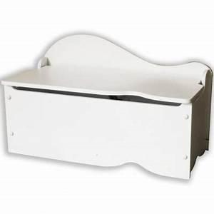 Coffre Jouet Blanc : coffre jouets blanc room studio berceau magique ~ Teatrodelosmanantiales.com Idées de Décoration