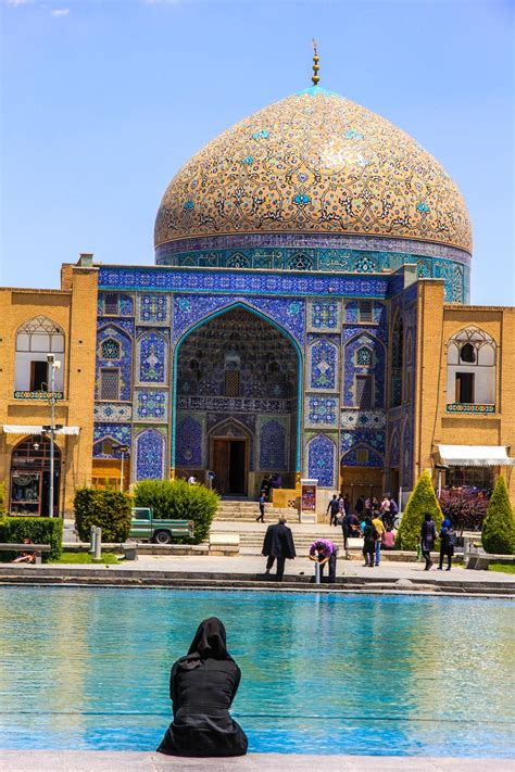 Iran In by Esfahan The Most Beautiful City In The World
