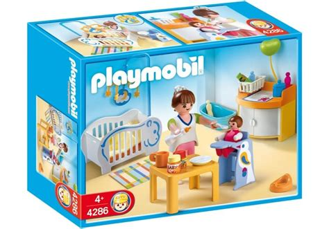playmobil set 4286 baby room klickypedia