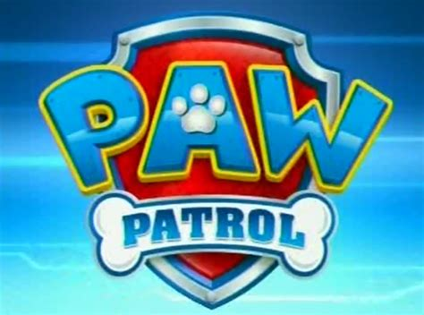 Image  Paw Patrol Theme Song Logog  Paw Patrol Fanon. Design Studio Wall Murals. Mosaic Tile Murals. Gadget Decals Decals. Cloth Labels. Piece Lettering. Metabolism Signs. Pawnee Murals. Racing Volkswagen Decals