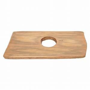 Waschtischplatte Holz Rustikal : waschtischplatte holz teakholz gr m 70 90 cm bei wohnfreuden kaufen ~ Sanjose-hotels-ca.com Haus und Dekorationen