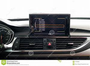 Car Entertainment System : entertainment system in car stock photo image 41785055 ~ Kayakingforconservation.com Haus und Dekorationen