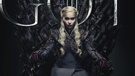 emilia clarke  game  thrones final season