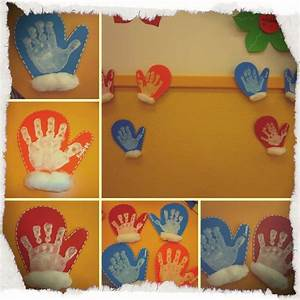 Basteln Winter Kindergarten : winterliche handschuhe basteln basteltipps f r den kindergarten winter basteln mit kindern ~ Eleganceandgraceweddings.com Haus und Dekorationen