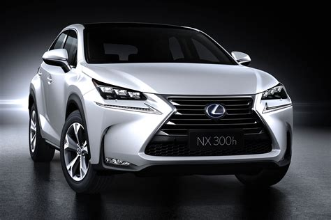 lexus crossover new lexus nx puts on a bold face for luxury crossover