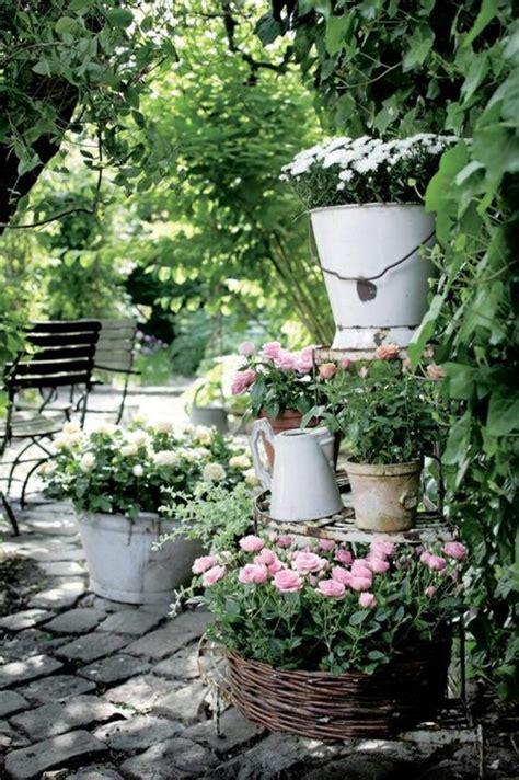 Garten Ideen Shabby by 40 Beispiele F 252 R Shabby Chic Garten Mit Vintage Flair