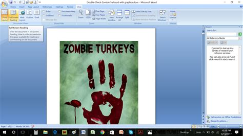 Microsoft Word by 5 Microsoft Word Tips You Can Use Turkeys
