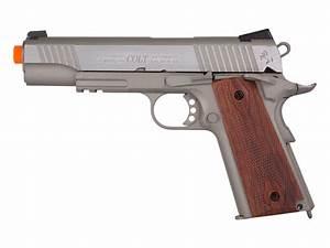 Colt Government 1911 Airsoft Gbb Pistol  Airsoft Guns