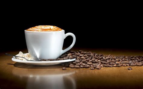 cuisine cappuccino coffee hd wallpaper and background 1920x1200 id