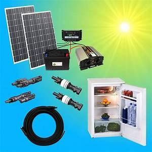 Solaranlage Für Gartenhaus : komplette 220v k hlschrank solaranlage t v mit 100ah akku 200w solarmodul 1000w ~ Whattoseeinmadrid.com Haus und Dekorationen