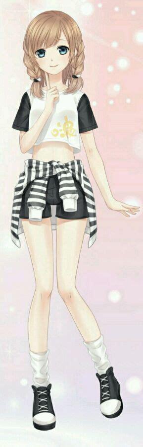 Best 25+ Anime Girls ideas that you will like on Pinterest | Anime Manga girl and Beautiful ...