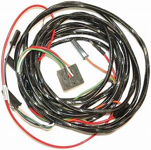 Power Window Wiring Harness Complete  1958 Chevy Corvette