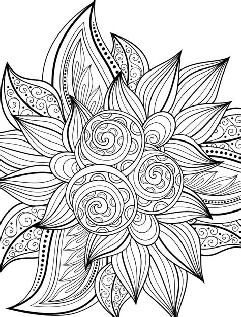 Cool Printable Coloring Pages For Adults Coloring Home