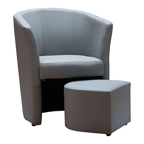 fauteuil cabriolet avec pouf int 233 gr 233 terre meuble