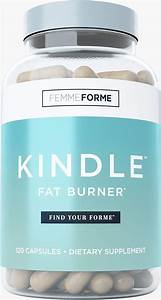 Femme Forme Kindle Fat Burner For Women  Top Rated Diet Pills And Weight Loss For Women