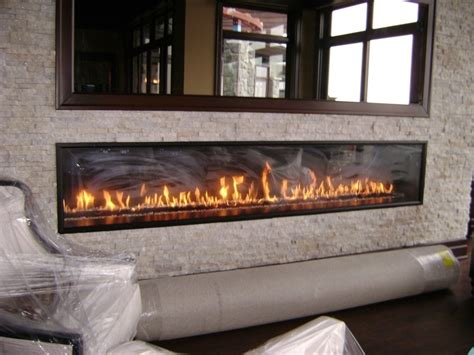 modern gas fireplace  custom fireplace quality electric