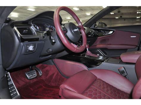 audi rs exclusive german cars  sale blog