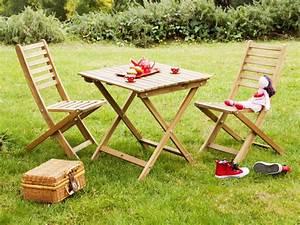 Table Enfant Exterieur : salon de jardin pour enfants du mobilier comme les ~ Melissatoandfro.com Idées de Décoration
